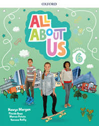 OUP - All About Us 6º